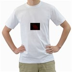 apoth_rose_v White T-Shirt