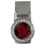 apoth_rose_v Money Clip (CZ)