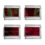 apoth_rose_v 9mm Italian Charm (4 pack)