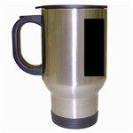 apoth_rose_v Travel Mug (Silver Gray)