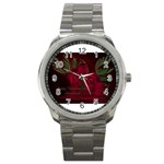 apoth_rose_v Sport Metal Watch