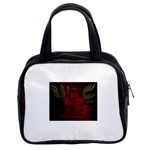 apoth_rose_v Classic Handbag (Two Sides)