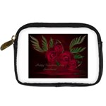 apoth_rose_v Digital Camera Leather Case