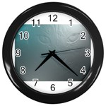 asja Wall Clock (Black)