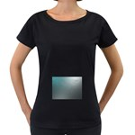 asja Maternity Black T-Shirt