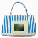 asja Striped Blue Tote Bag