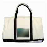 asja Two Tone Tote Bag
