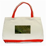 bird_15 Classic Tote Bag (Red)