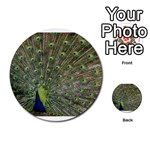 bird_15 Multi-purpose Cards (Round)