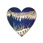 Croc Magnet (Heart)