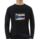 Croc Long Sleeve Dark T-Shirt