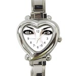 Eyes2 Heart Italian Charm Watch
