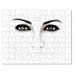 Eyes2 Jigsaw Puzzle (Rectangular)