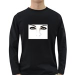 Eyes2 Long Sleeve Dark T-Shirt