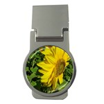 flowers_30 Money Clip (Round)