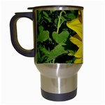 flowers_30 Travel Mug (White)