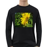 flowers_30 Long Sleeve Dark T-Shirt