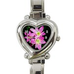 landat_01 Heart Italian Charm Watch