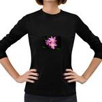 landat_01 Women s Long Sleeve Dark T-Shirt