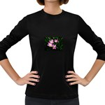 landat_02 Women s Long Sleeve Dark T-Shirt