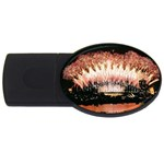 wallpaper_12492 USB Flash Drive Oval (4 GB)