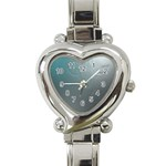 asja Heart Italian Charm Watch