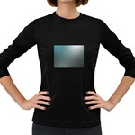 asja Women s Long Sleeve Dark T-Shirt