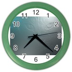 asja Color Wall Clock