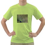 bird_15 Green T-Shirt