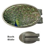bird_15 Money Clip (Oval)
