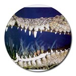 Croc Round Mousepad