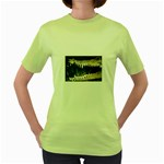 Croc Women s Green T-Shirt