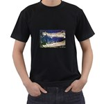 Croc Black T-Shirt (Two Sides)