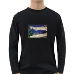 Croc Long Sleeve Dark T-Shirt
