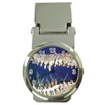 Croc Money Clip Watch