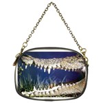 Croc Chain Purse (Two Sides)