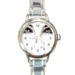Eyes2 Round Italian Charm Watch
