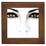 Eyes2 Framed Tile
