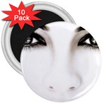 Eyes2 3  Magnet (10 pack)