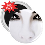 Eyes2 3  Magnet (100 pack)