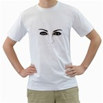Eyes2 White T-Shirt
