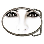 Eyes2 Belt Buckle