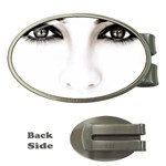 Eyes2 Money Clip (Oval)