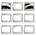 Eyes2 9mm Italian Charm (9 pack)