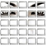 Eyes2 9mm Italian Charm (25 pack)