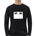 Eyes2 Long Sleeve Dark T-Shirt