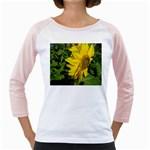 flowers_30 Girly Raglan
