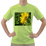 flowers_30 Green T-Shirt