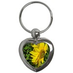 flowers_30 Key Chain (Heart)