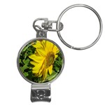 flowers_30 Nail Clippers Key Chain